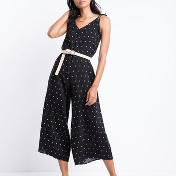 Pushing Up Daisies Jumpsuit