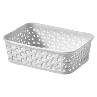 Decorative basket - White - Room Essentials™