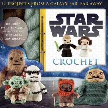 Star Wars Crochet (Crochet Kits): Star Wars Crochet