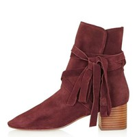 ANABEL Tie Detail Boots