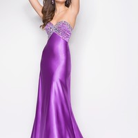 Blush Prom Dresses and Evening Gowns Blush Style 9584