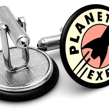 Planet Express Futurama Cufflinks