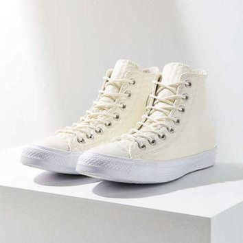 LMFON converse chuck taylor all star craft leather high top sneaker urban outfitters