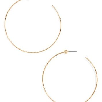 Jenny Bird Medium Hoop Earrings | Nordstrom