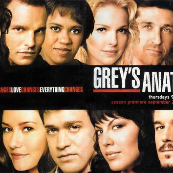 Grey's Anatomy 11x17 Movie Poster (2005)