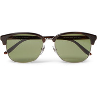Gucci Metal and Acetate Sunglasses | MR PORTER