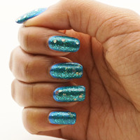 Mermaid Scales Nail Polish (15 ml)