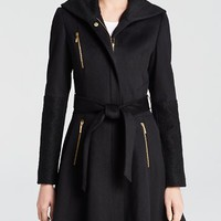 Laundry by Shelli SegalWool Wrap Coat