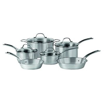 Royal Doulton 40000442 Gordon Ramsay 10-Piece Cookware
