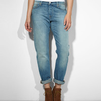 Levi's 501® Jeans for Women - Sun Bleach - Boyfriend