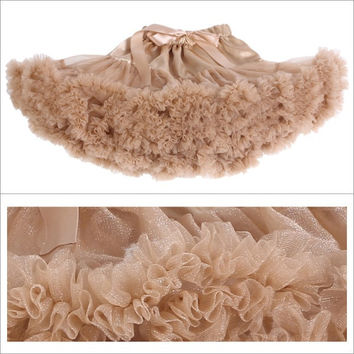 Teenage Fluffy Petti Skirt