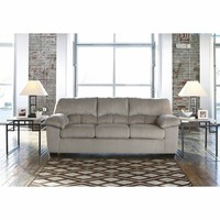 Signature Design Dailey Contemporary Alloy Full Sofa Sleeper by Ashley