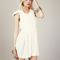 Free People Xena Embellished Dress