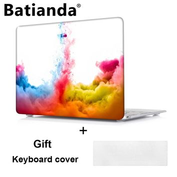 Batianda for Apple Macbook Pro 13 15 Touch Bar Hard Case Cover for Mac Pro air 13.3 11.6 inch Laptop Shell+Keyboard Cover