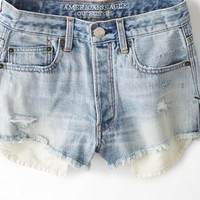 's Vintage Hi-rise Shortie (Light Bleach)