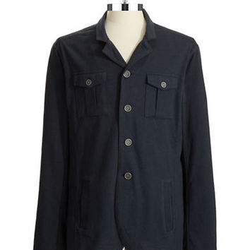John Varvatos U.S.A. Button-Down Jacket