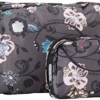 Lesportsac Women's Extra Cosmetic Case