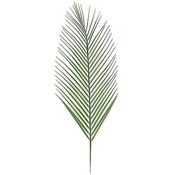 """UV Protected Outdoor Plastic Areca Palm Leaf - 31"""" Tall"""