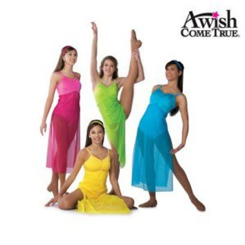 A Wish Come True Clearance Dance Costumes:I'm Alive Lyrical Dress - Child