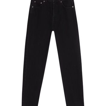 Basic mom jeans - Jeans - Denim - HIDDEN - PULL&BEAR United Kingdom