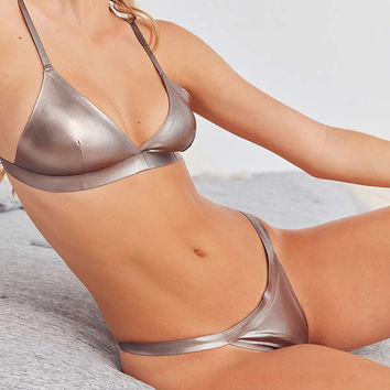 Out From Under Metallic G-String Thong | Urban Outfitters