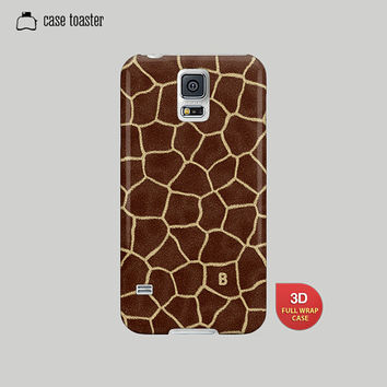 Galaxy S5 case gift for her, galaxy s4 animal case gift, giraffe pattern case for samsung galaxy note 2, galaxy note 3 case gift for him
