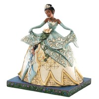 Enesco Disney Traditions by Jim Shore Princess Tiana Figurine, 11-1/4-Inch