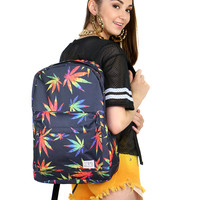 TIE DYE GANJA BACKPACK