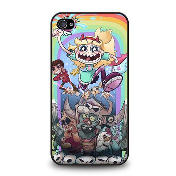 DISNEY STAR VS THE FORCE OF EVIL iPhone 4 / 4S Case Cover