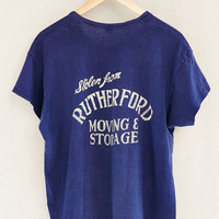 Vintage Rutherford Moving Tee - Urban Outfitters