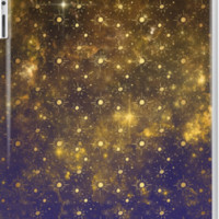 'Shimmer Space ' iPad Case/Skin by PeaceLuvJoy