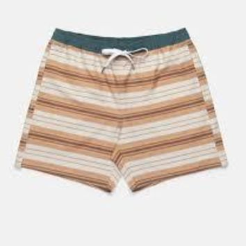 Rhythm Coastal Stripe Beach Short