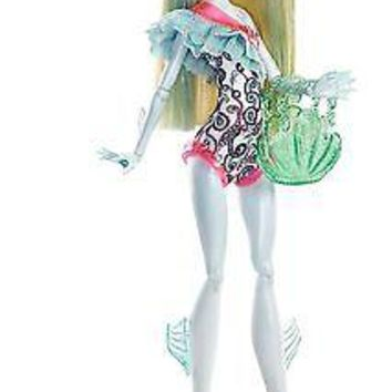 Monster High Beach Beasties Lagoona Blue Doll