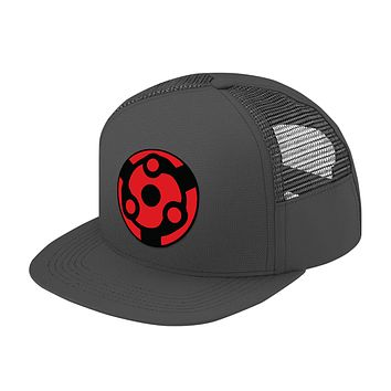 Naruto Madara Eternal Symbol Trucker Hat - PF00308TH