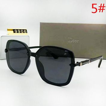 DIOR New Fashion More Color Polarized Sunscreen Travel Eyeglasses Glasses
