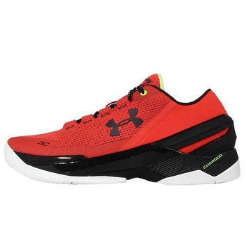 LMFON Under Armour UA Curry 2 Low Mens Basketball Trainers 1264001 Sneakers Shoes