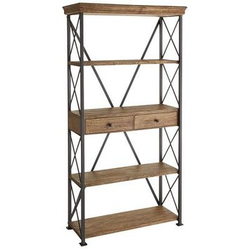 Metro Bookcase - Java