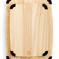 Martha Stewart Collection Set of 2 Rubberwood Grip Cutting Boards, Created for Macy's - Cutlery & Knives - Kitchen - Macy's