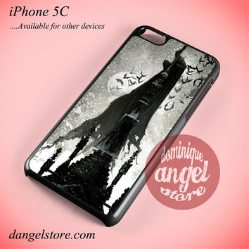 Batman The Dark Knight 4  Phone case for iPhone 5C and another iPhone devices