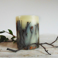 Candle in Forest Scent