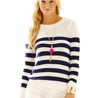 Flagler Striped Sweater - Lilly Pulitzer