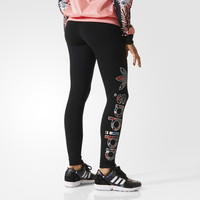 "Women Fashion ""Adidas"" Print Stretch Exercise Fitness Pants Trousers Leggings Sweatpants"