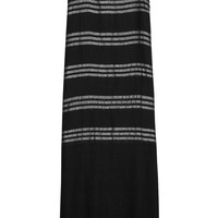 LemLem - Bibi metallic striped cotton-blend gauze coverup