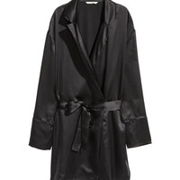 Silk Jacket - from H&M