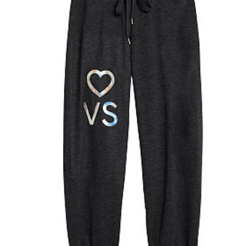 Fleece Crop Pant - Victoria's Secret