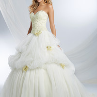 Style 243 | Disney Fairy Tale Bridal | Alfred Angelo