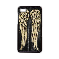 The walking Dead Daryl Dixon Wing For Blackberry Z10/Blackberry Z30/Blackberry Q10 Phone case ZG