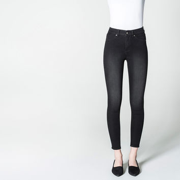 High Spray Black Sin Jeans | view-all | Cheapmonday.com
