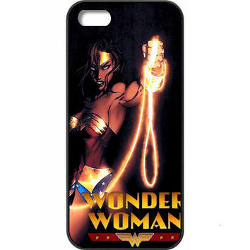 DC Comics Wonder Woman Hard Case for iPhone 5/ 5s /SE