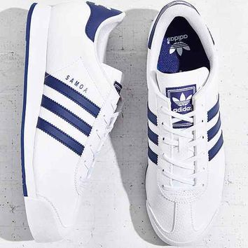 adidas Originals Samoa Blue Stripe from Urban Outfitters 5f256ca87